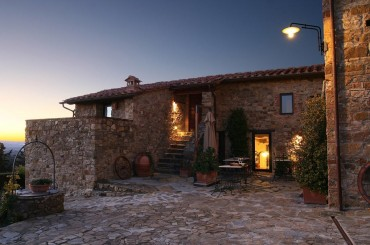 Refurbished country house in Chianti Tuscany