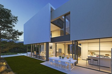 Alzina Oak Villas by Lagula Architects