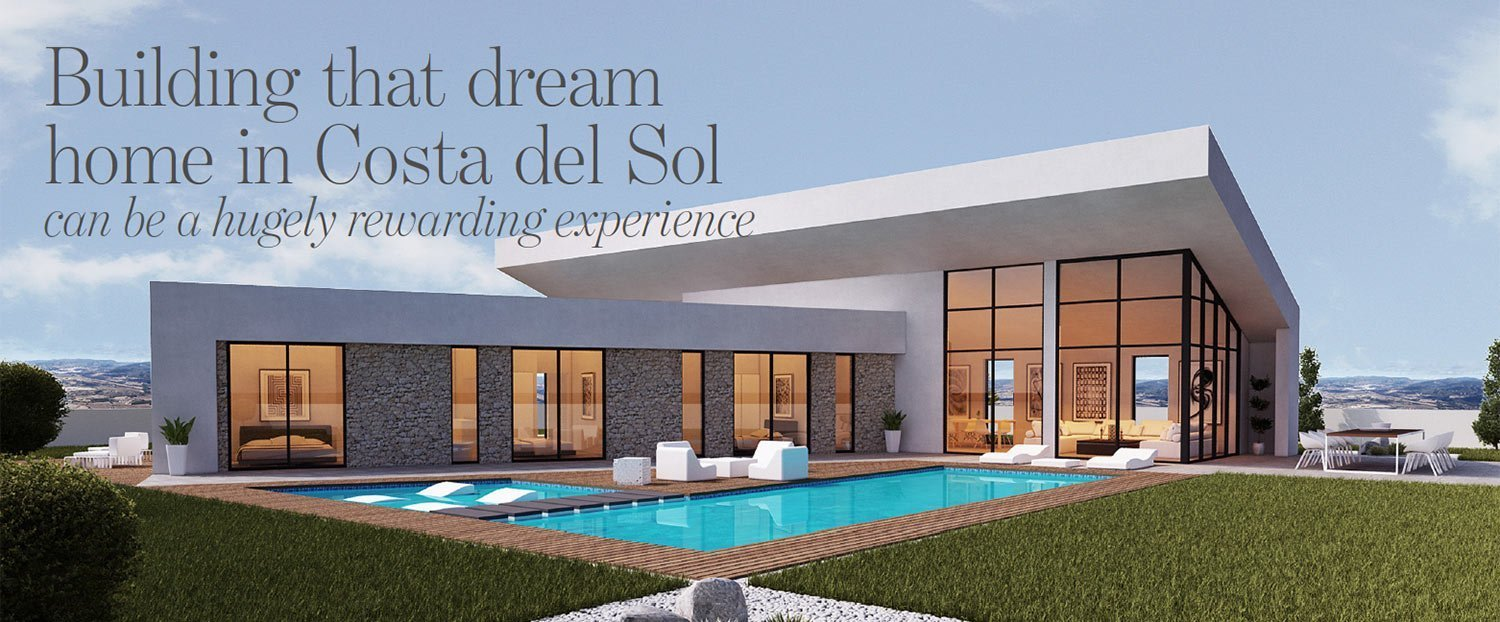 Build Your Dream Home In Costa Del Sol The Great Address