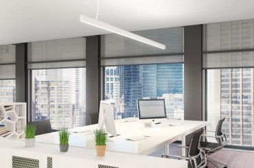 Glazer by Intra-Lighting in office