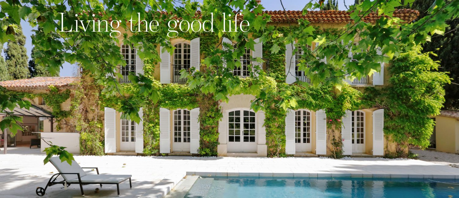 Living the good life - luxury property for sale in South of France