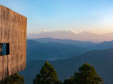 The Kumaon Hotel Himalayas