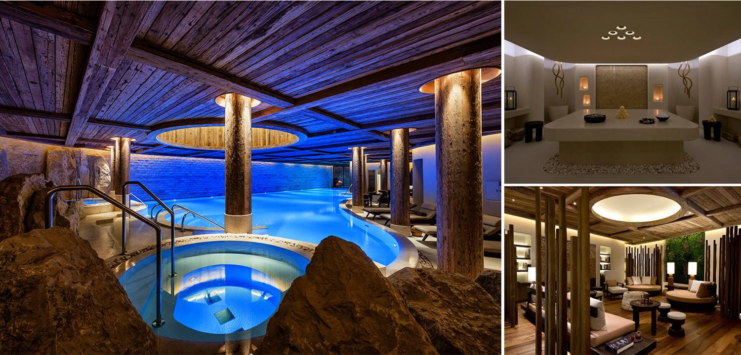 Six Senses Spa at Alpina Gstaad