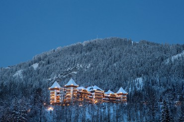 Alpina Gstaad Hotel Switzerland
