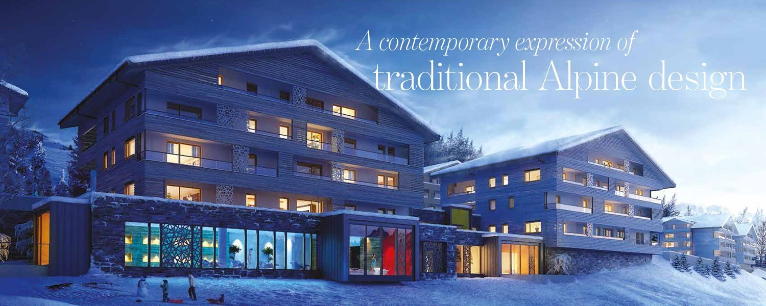 New ski-in, ski-out Les Saisies apartments for sale