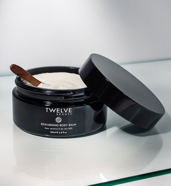 Nourishing body balm by Twelve Beauty