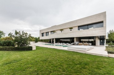 Exclusive villa in La Finca Madrid