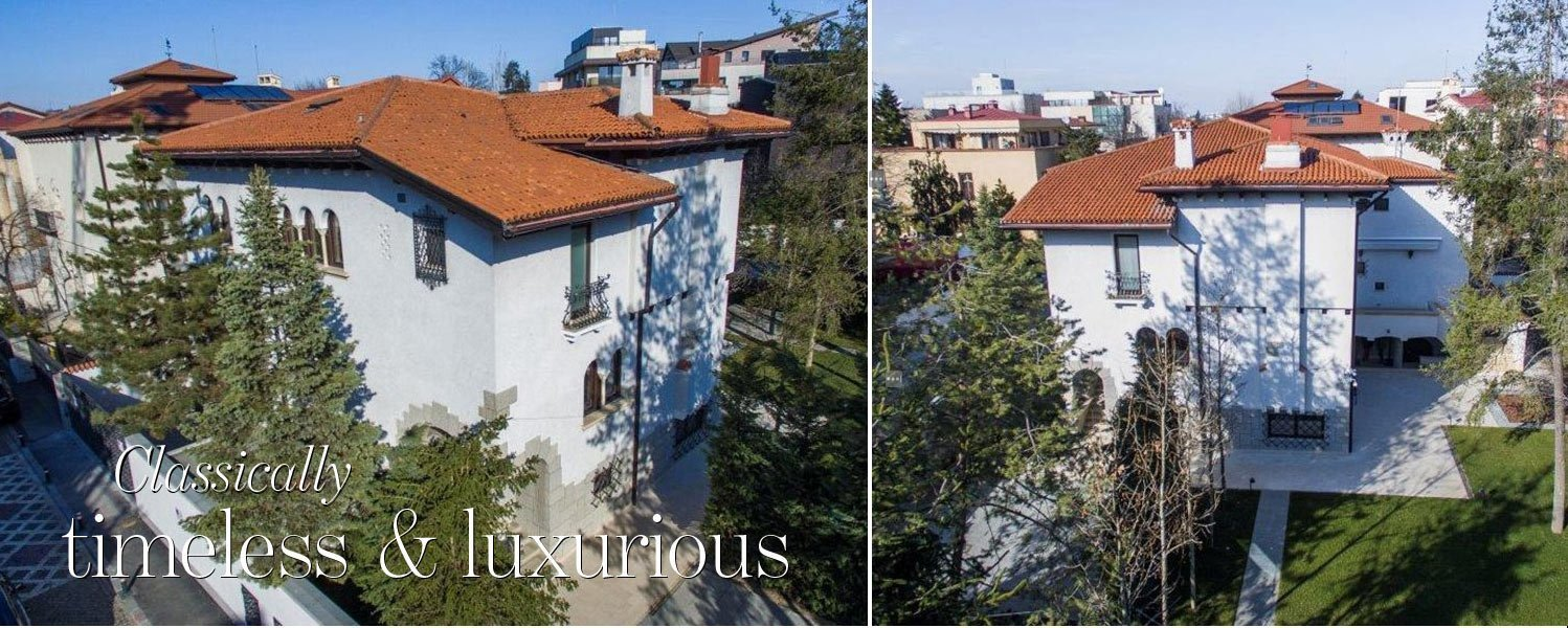 Classically timeless & luxurious - luxury Bucharest real estate