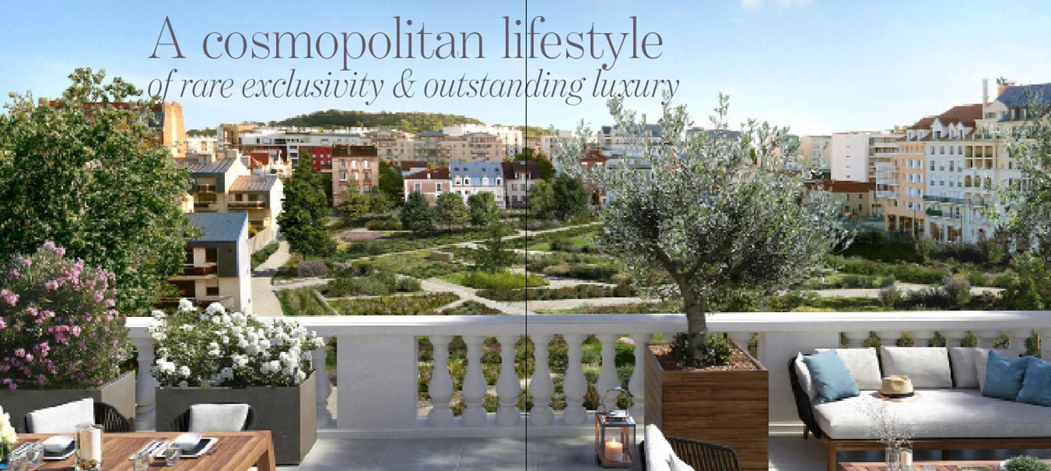 A cosmopolitan lifestyles of rare exclusivity & outstanding luxury - luxury apartments for sale in Paris