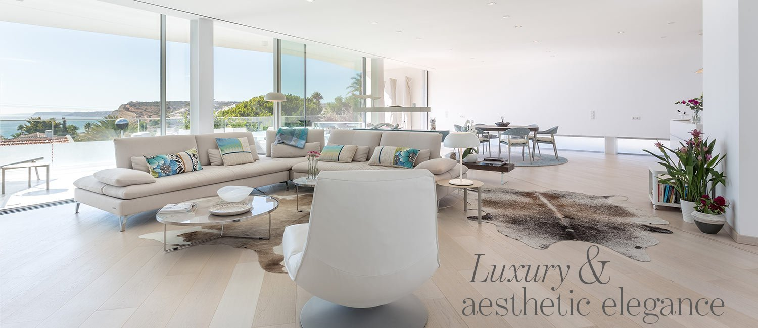 Luxury & aesthetic elegance in Lagos Portugal