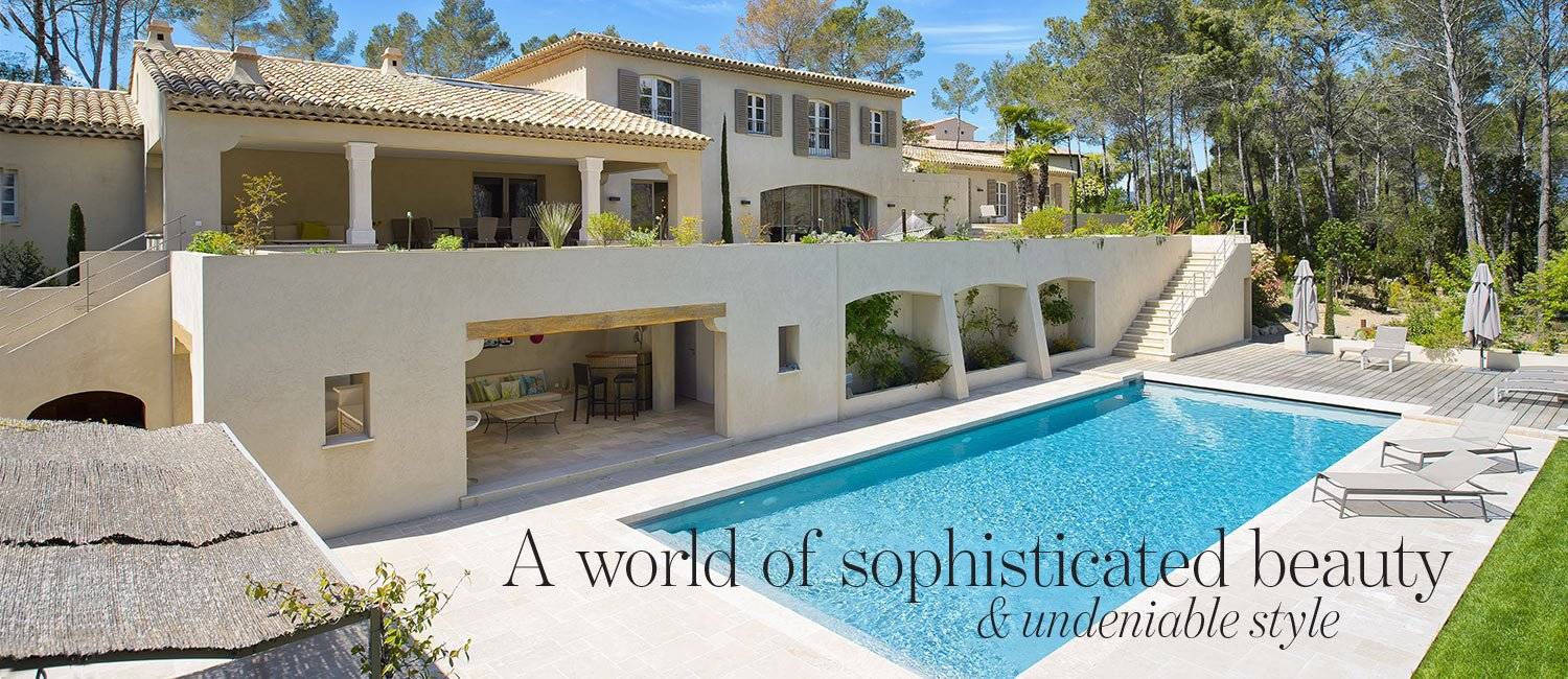 Terre Blance - a world of sophistication and beauty