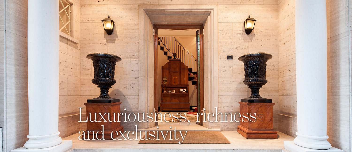 Luxuriousness Richness Exclusivity - elegant home in Chamartin Madrid
