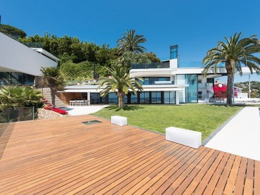 Luxury property in Costa Brava