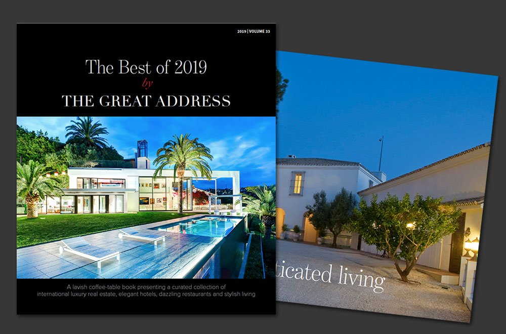 The Best of The Great Address 2019