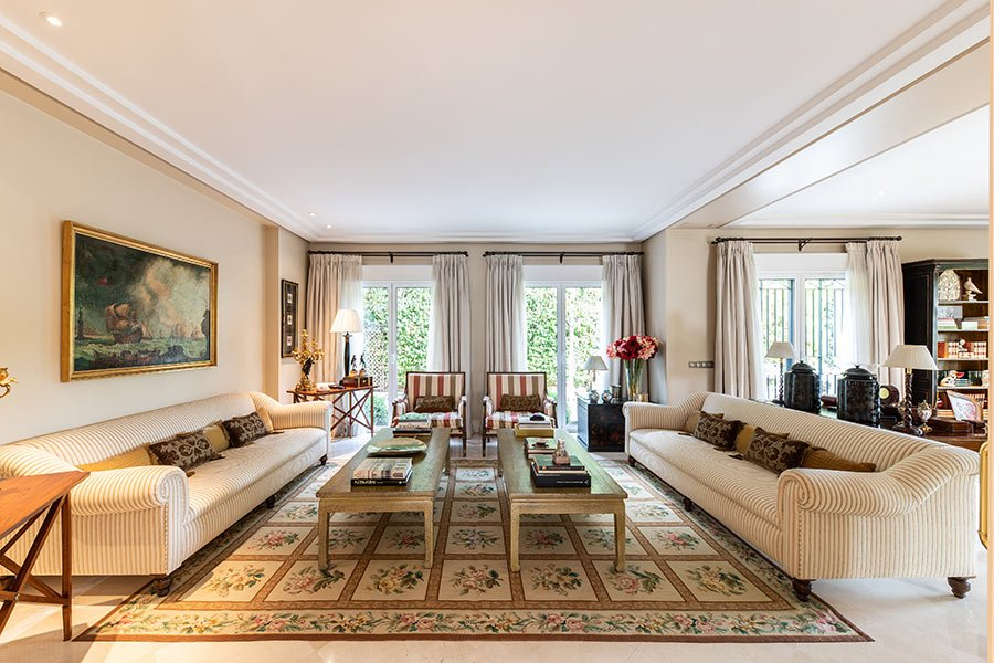 Elegant home Aravaca Madrid