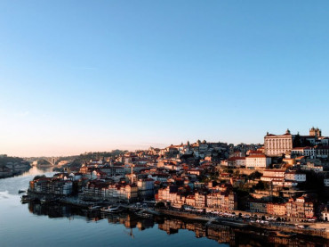View over Porto, Portugal