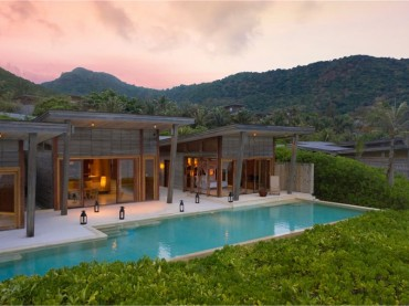Six Senses sustainable eco-lux resort in Vietnam