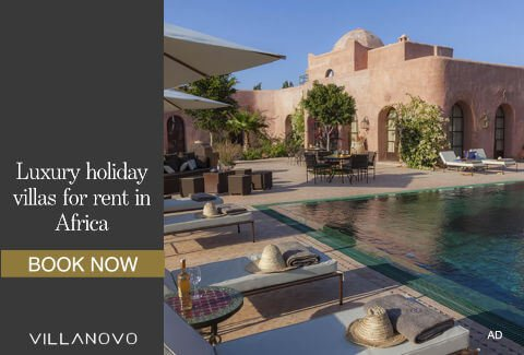 Luxury villa for rent in Morocco, Africa