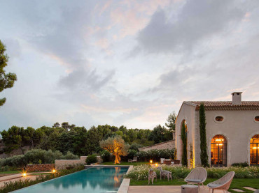 Holiday rental in St Remy de Provence, France