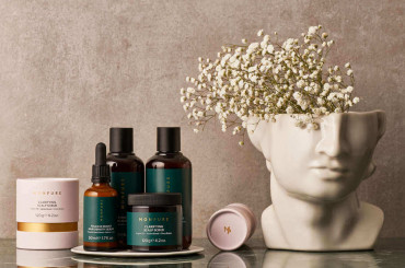 Monpure hair care products