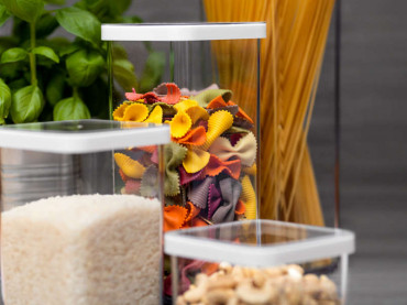 food storage containers for your pantry